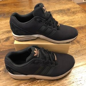 Adidas ZX Flux Sneakers (Copper) 7.5